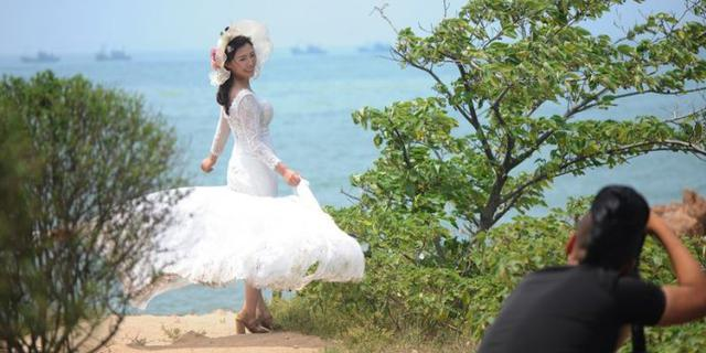 青岛最适合拍婚纱照的地方