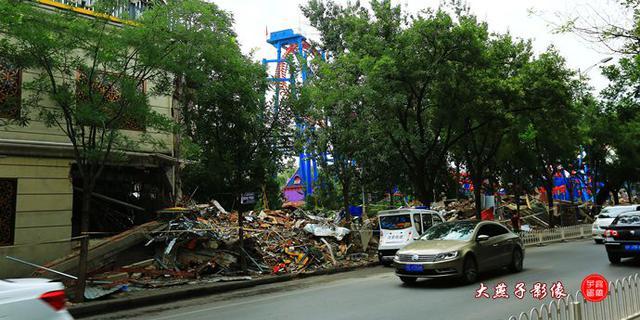 石景山游乐园酒吧街竟是违建