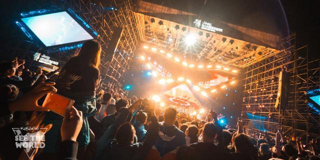 草原音乐节嗨爆了