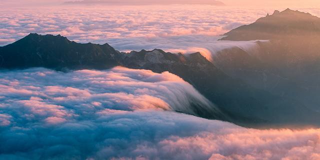 鲜为人知的云海秘境