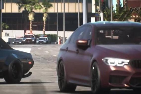 视频:BMW又开始广告时间了