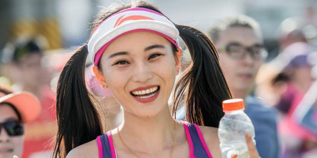 2017北京马拉松赛花絮