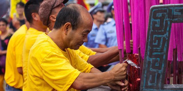 象山开渔节祭海仪式盛大举行
