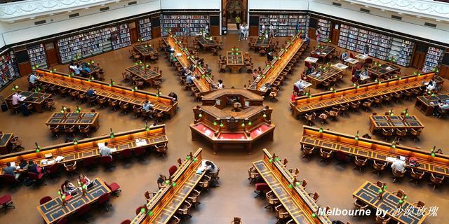 """走进澳洲""""网红""""图书馆"""