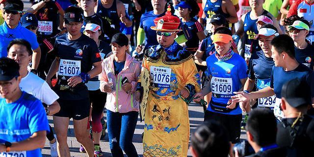 2017华夏幸福北京马拉松全纪实