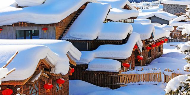 一生中一定要去看看的冬天