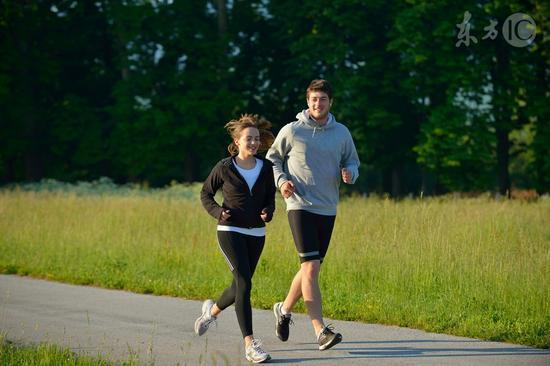 每天慢跑20分钟好处多|慢跑|运动|心脏
