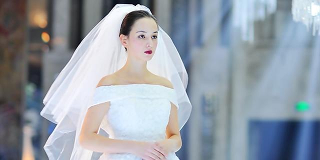 每个女孩都魂牵梦绕的婚纱秀