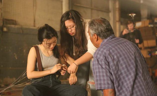 北京姑娘闯荡好莱坞 担任多部影视剧美术指导