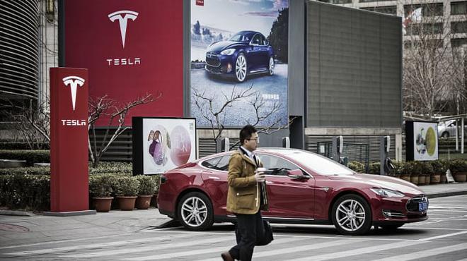 特斯拉股价受中国销量前景推动再创新高 市值超宝洁