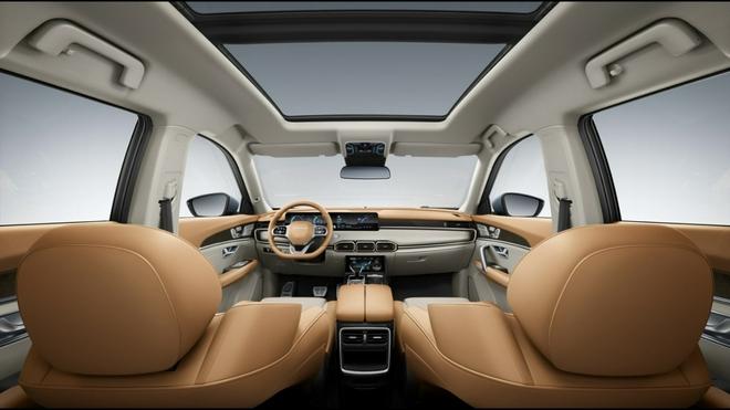 获德国莱茵TÜV和中国汽研双认证 捷途汽车打造健康座舱