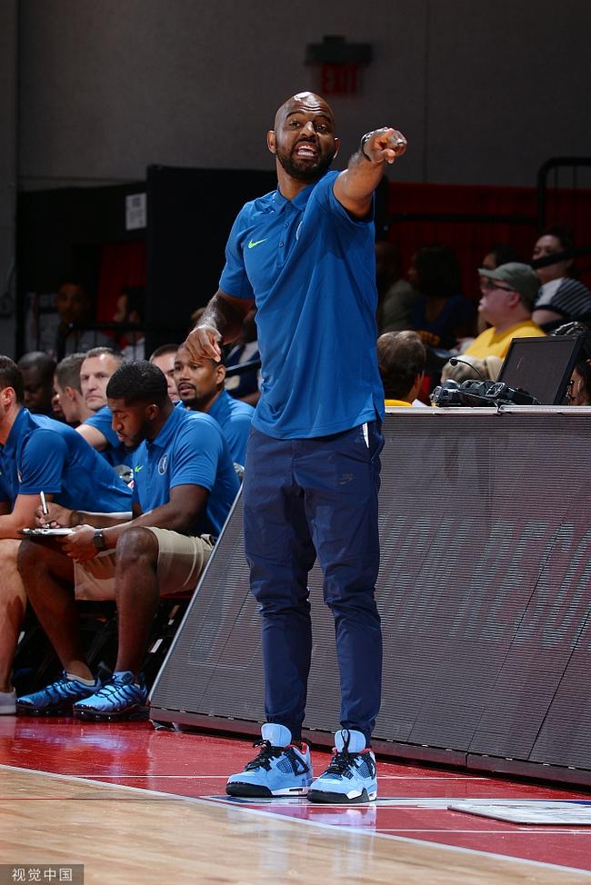 38歲CBA名宿加入湖人教練組 他將負責球員發展