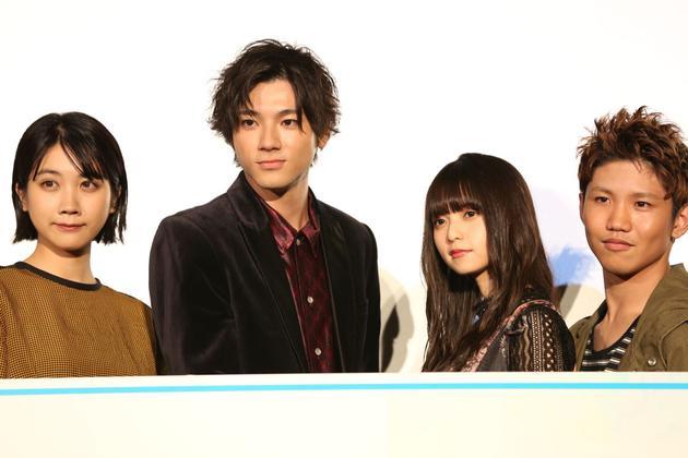 《那些年,我们一起追的女孩》东京首映礼