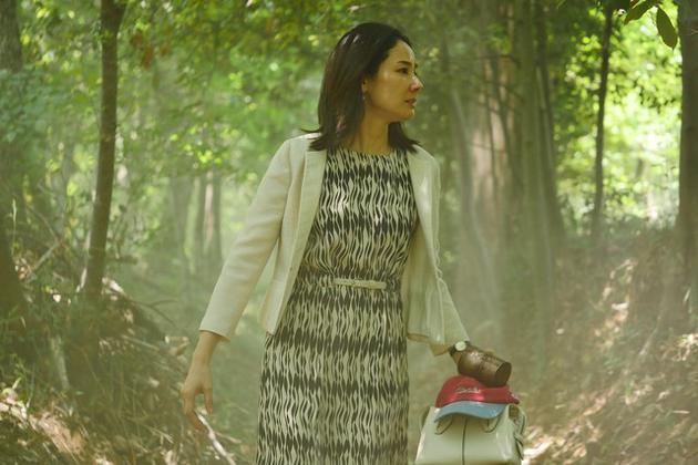 吉田羊主演《陌生森林》