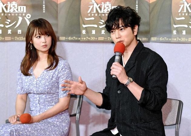 深田恭子时隔21年与松本润合作 谈及对彼此的印象