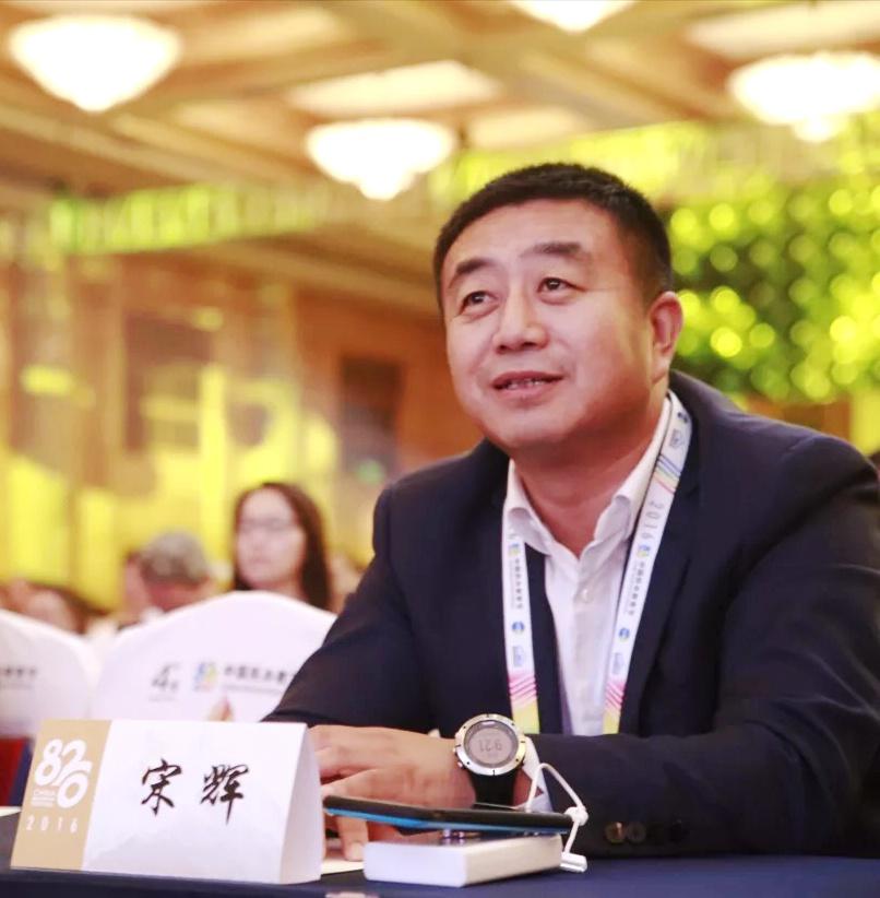 2019新浪教育盛典候选人物:宋辉
