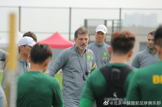 比利奇:中国有两三支球队给我报价 因风格选国安