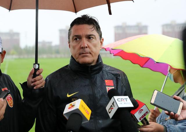 国青主帅:立足当下保持专注 蓄力U20亚洲杯
