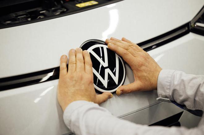 采用最新品牌LOGO 大众汽车在英国推出2021年车型规划