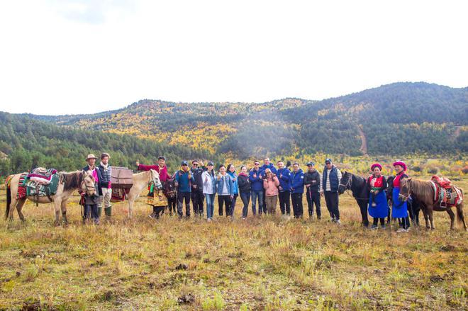 2020别克挑战之旅 穿越海拔3500米的香格里拉人间仙境