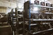 深山中的比特币矿场:网吧转型矿场 每年交电费3.6亿