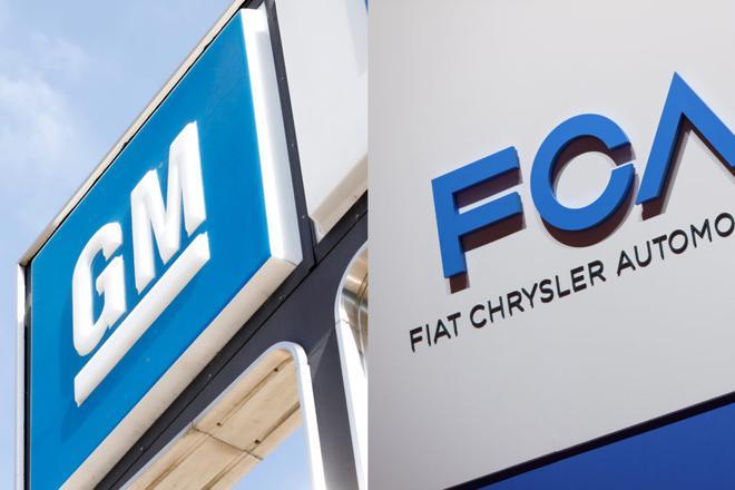 通用汽车继续对FCA的敲诈诉讼进行上诉