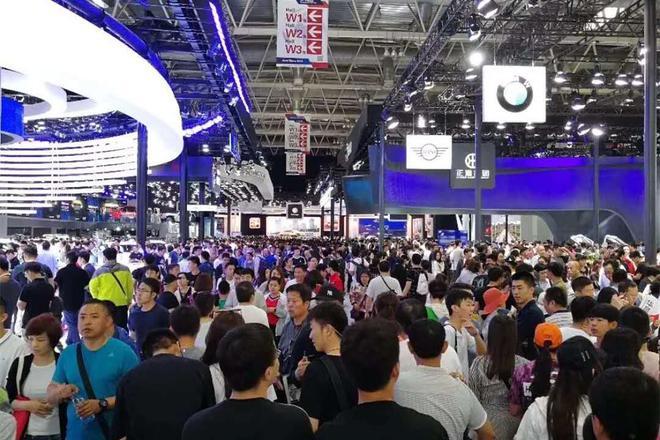 为期10天 2020北京车展将于9月26日开幕