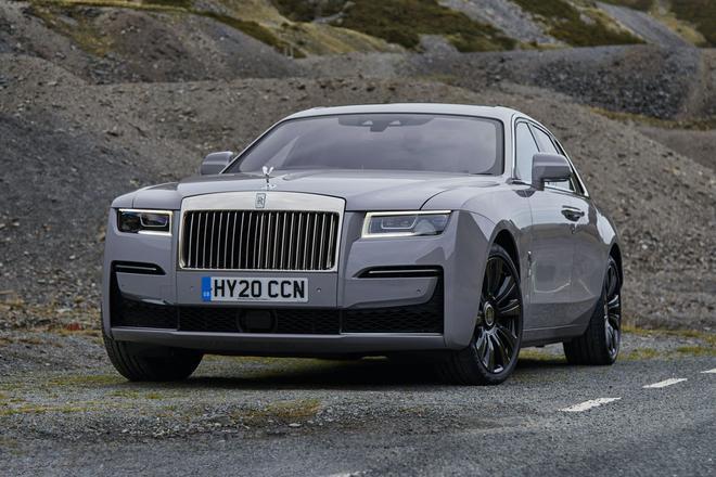 劳斯莱斯第二代古思特轿车英国展厅 12月开始交付客户