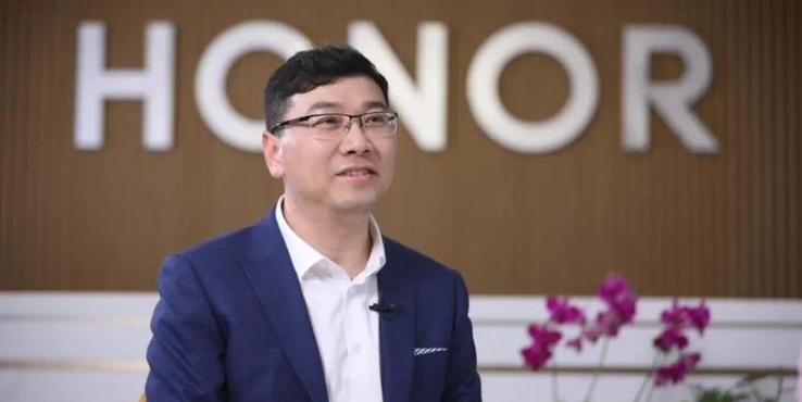 荣耀董事长万飚:荣耀要成为世界前三品牌
