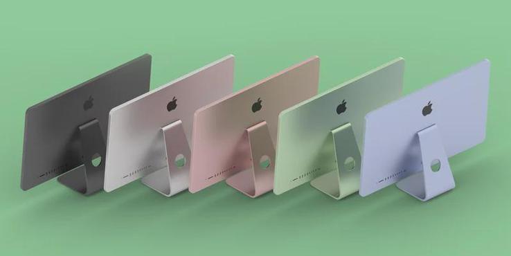 重新设计的彩色iMac或将发布
