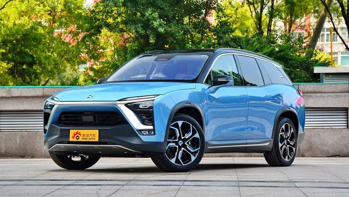 蔚来ES8基准版/六座版将于广州车展亮相