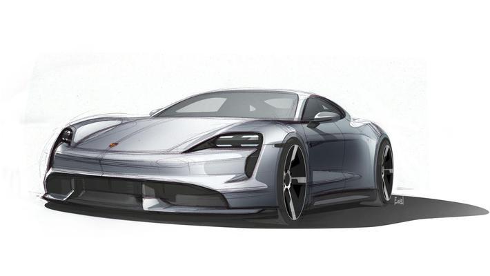重新定义纯电动车 保时捷Tycan设计简读