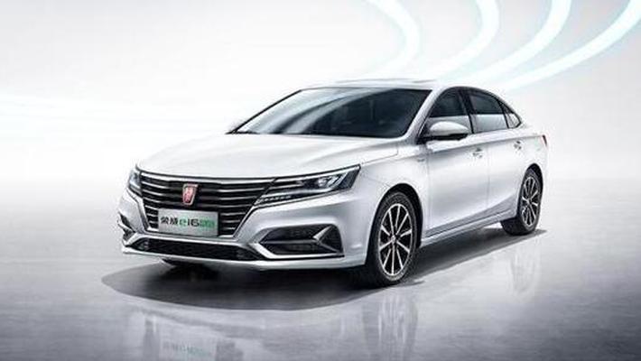 荣威ei6 PLUS上市 补贴后售价14.78-17.88万元