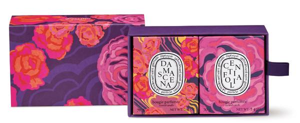 Diptyque2019限量情人节情人节香氛蜡烛礼盒