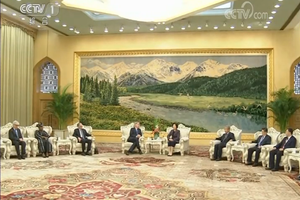 清华大学公共管理学院全球学术顾问委员会成立