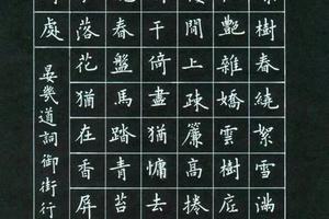 四川省书法学(毛笔)专业考点示意图及考试注意事项