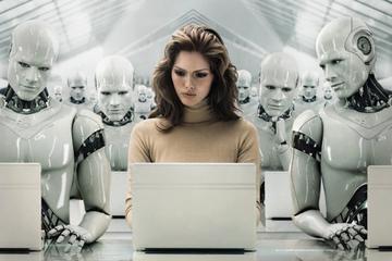 """AI可以让逝去的亲人""""重生"""""""