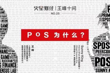 王峰十问PoS共识机制发明人