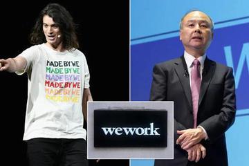 WeWork软银分手大战