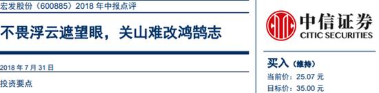 中信证券研报