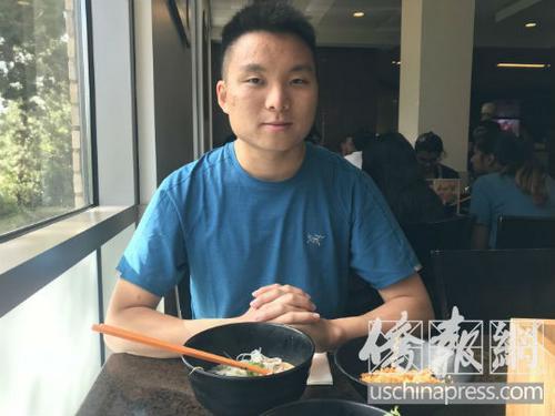 中國留學生住免費公寓:加州山火后第一次睡安穩覺