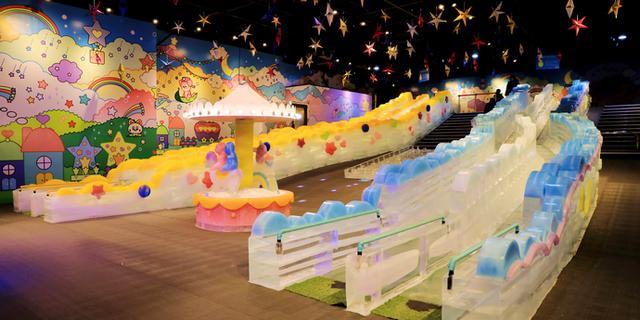 超梦幻!首尔冰屋宛如童话世界