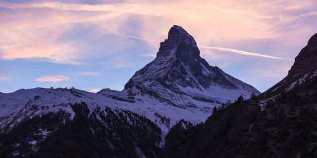没见过它不能说你到过瑞士