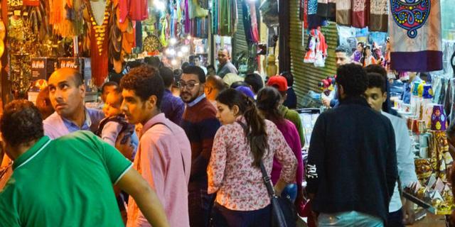 逛一逛中东最大的集市