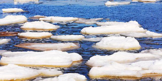 冬季的北戴河有不一样的美