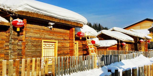 雪乡的美景让人失了魂