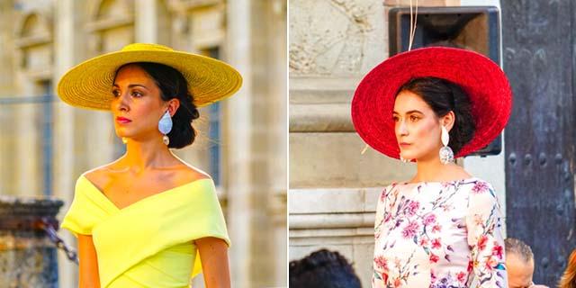 皇家阿尔卡萨尔王宫外的时装秀