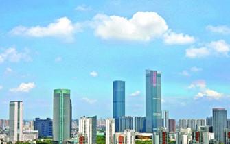 无锡拥有300米以上摩天楼4座