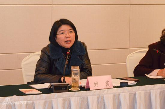无锡市副市长、市旅游发展暨创建国家全域旅游示范区领导小组副组长刘霞