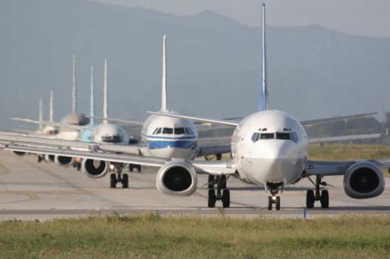 1月5日起,11家航空公司开始免征国内航线机票燃油附加费。